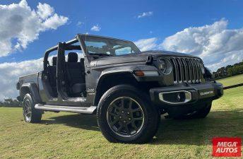 Jeep lanzó el Gladiator en Argentina