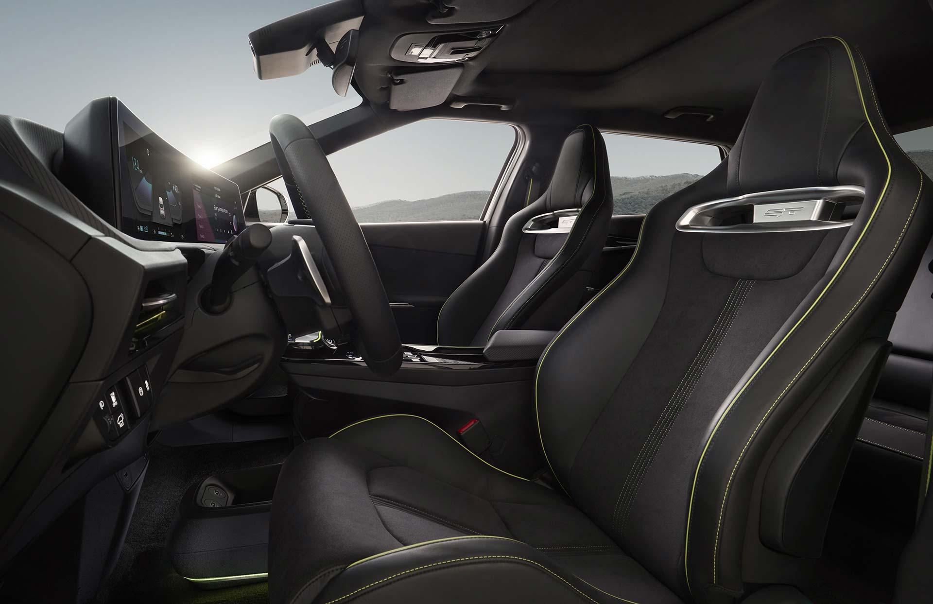 Interior KIA EV6 GT