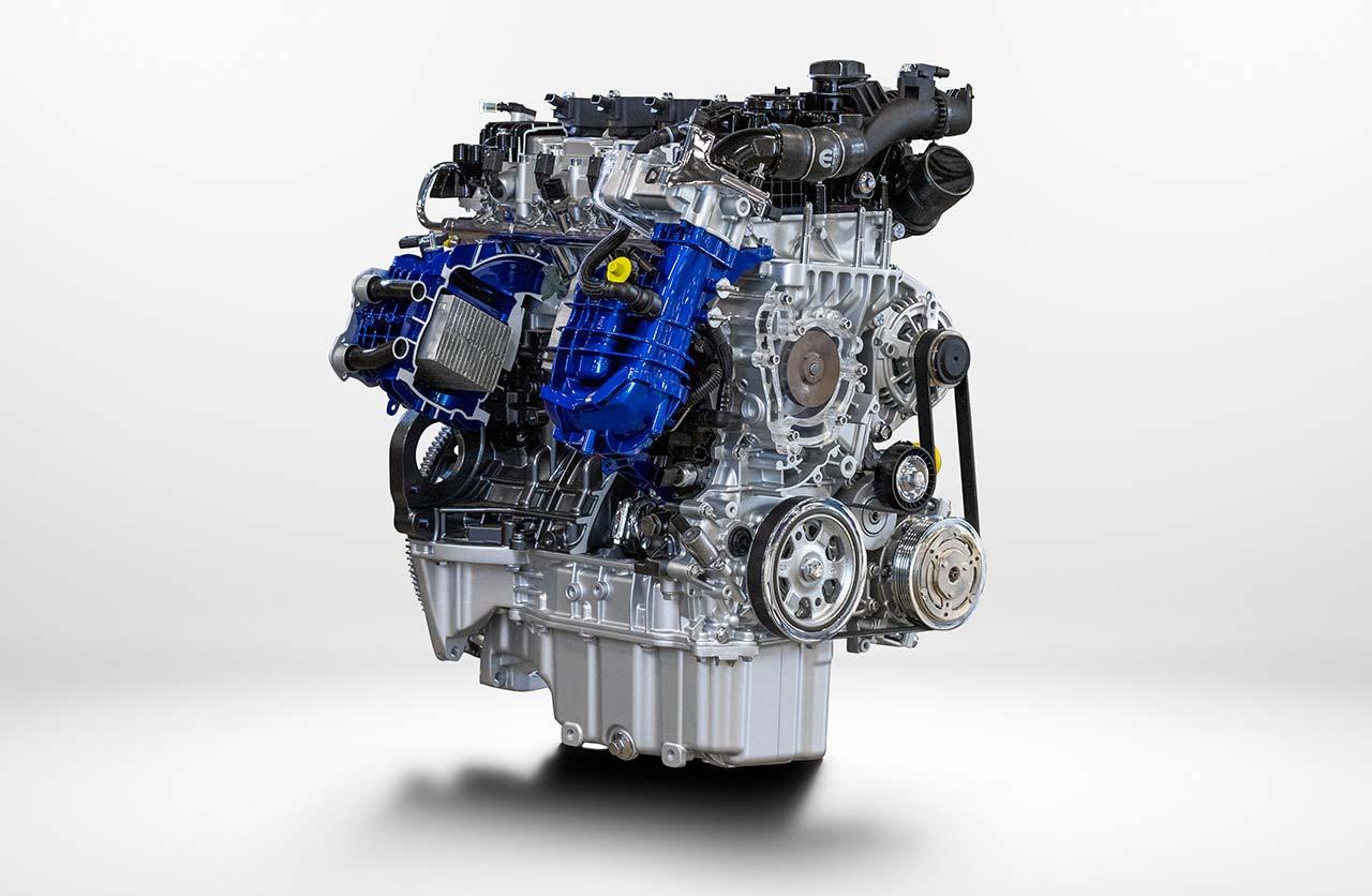 Nuevo motor turbo