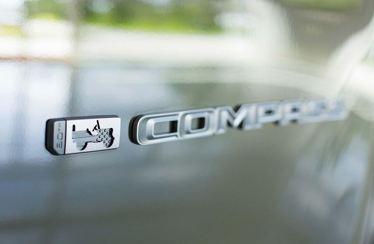 Nuevo Jeep Compass 80th