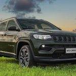 Así es el renovado Jeep Compass regional