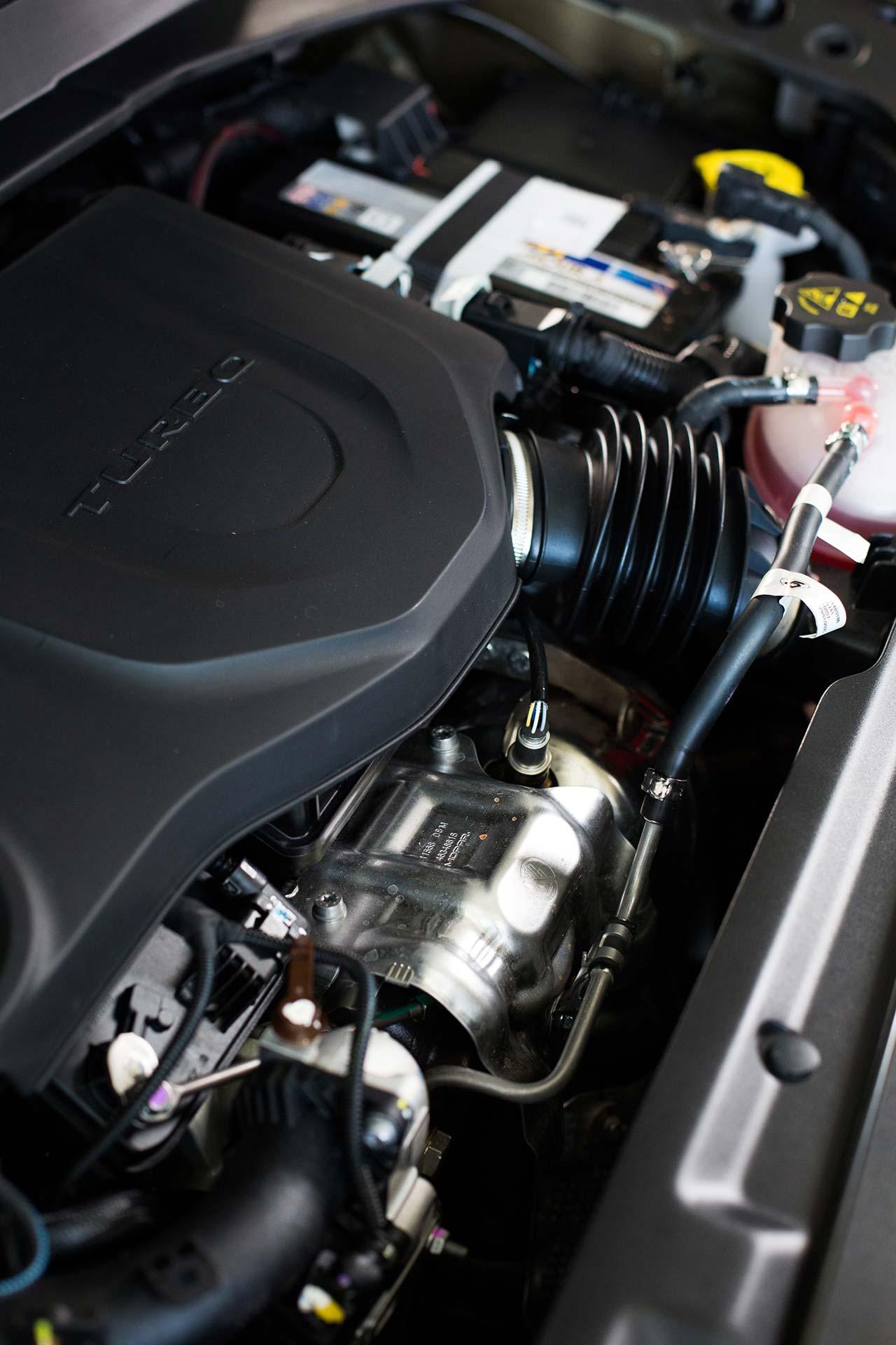 Motor turbo Nuevo Jeep Compass 2022