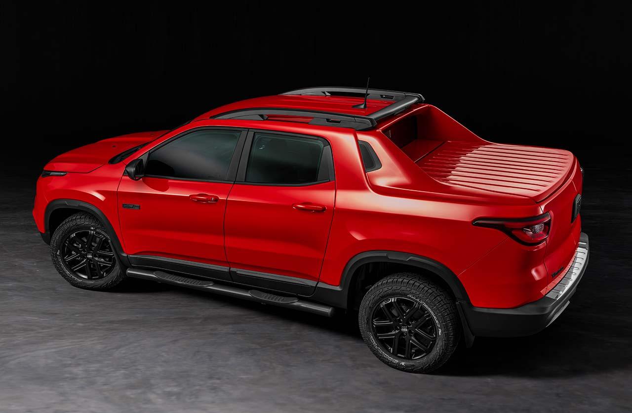 Fiat Toro Ultra 2022