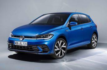 Volkswagen presentó la renovación del Polo