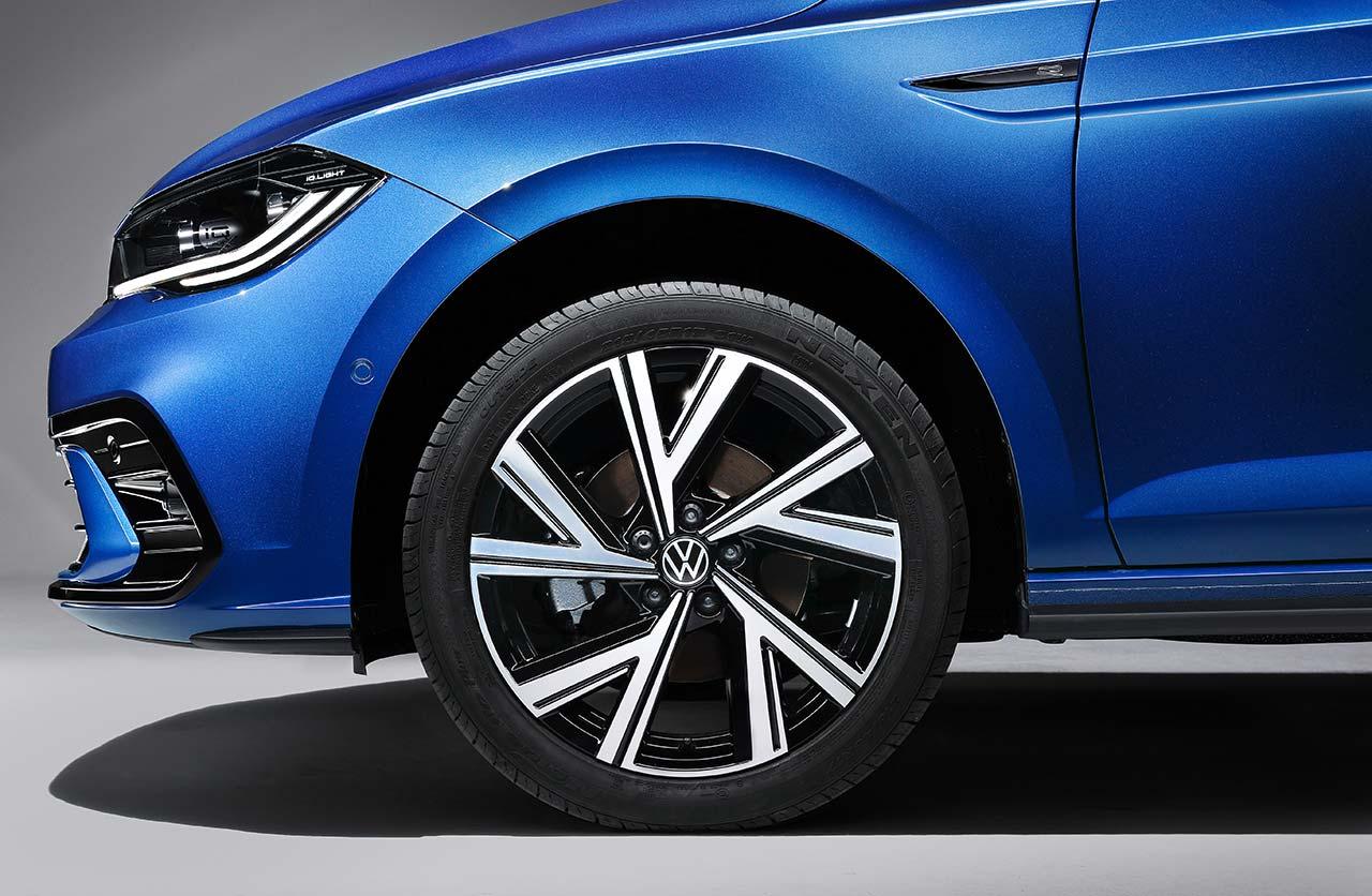 Llantas Nuevo Volkswagen Polo 2021