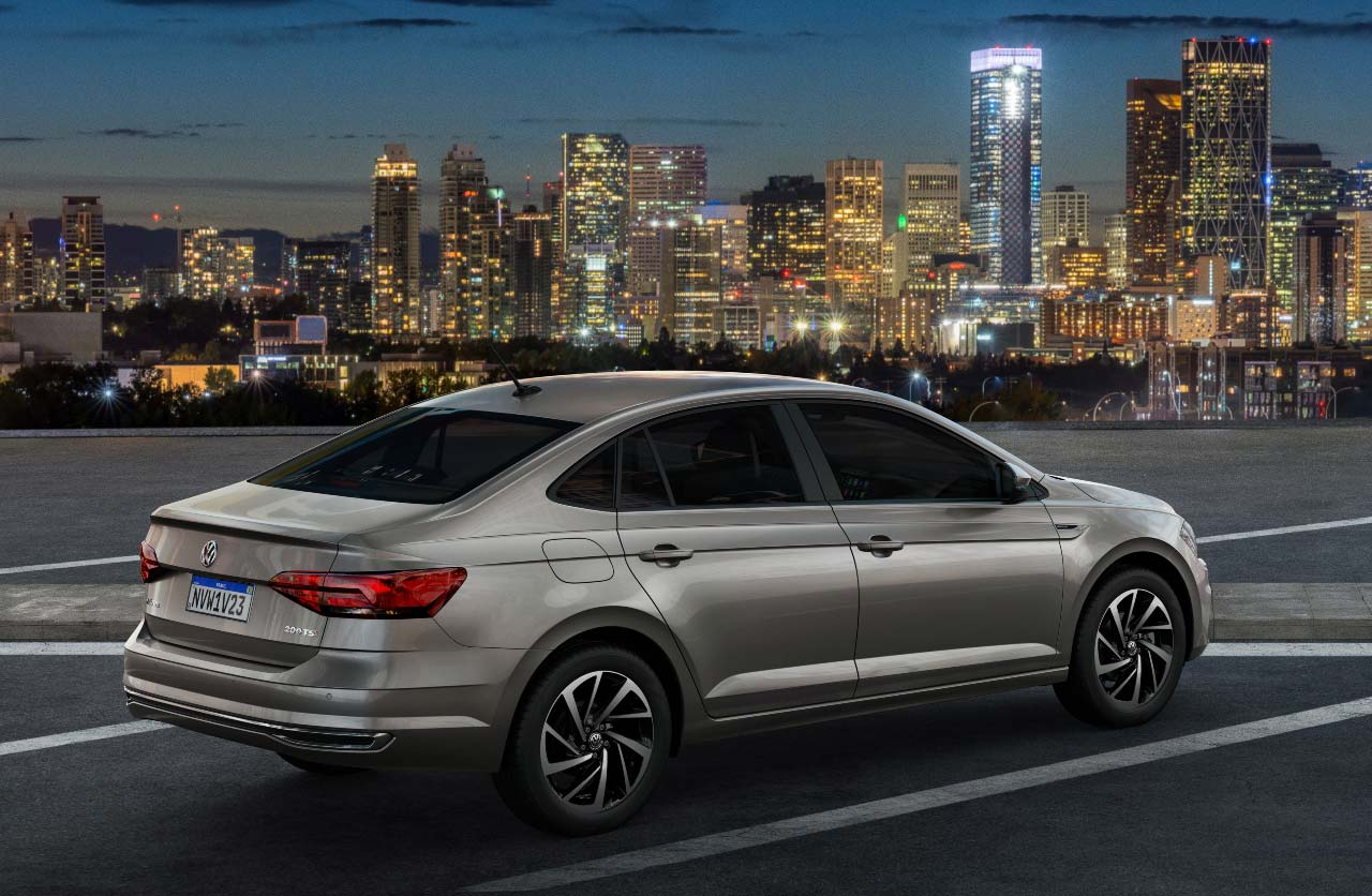 Volkswagen Virtus 2022
