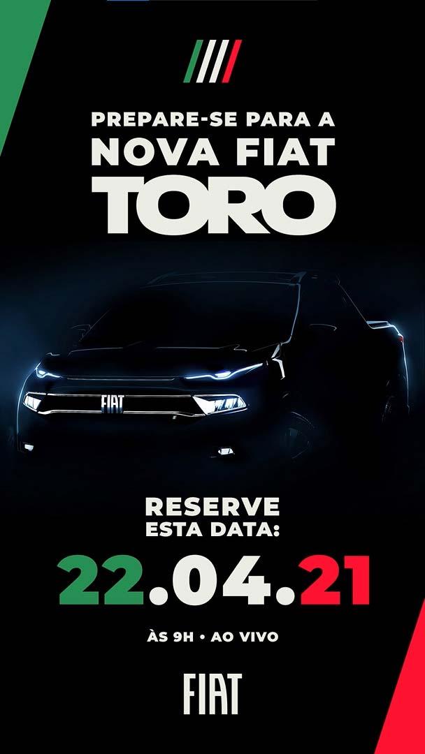 Nueva Fiat Toro lanzamiento