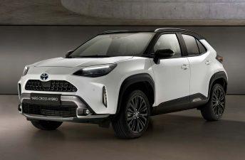 El Toyota Yaris Cross más aventurero