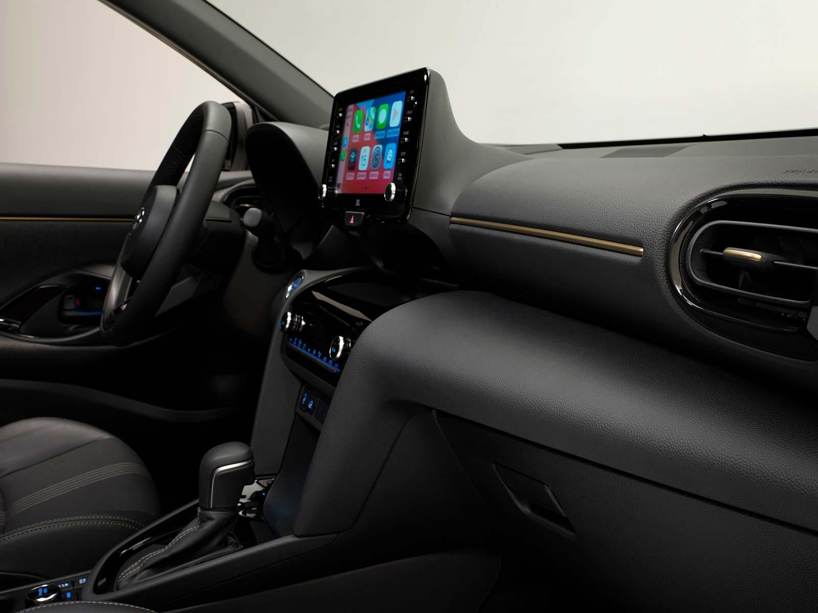 Interior Toyota Yaris Cross Adventure