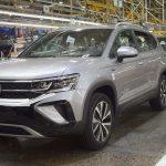 El Volkswagen Taos ya es argentino
