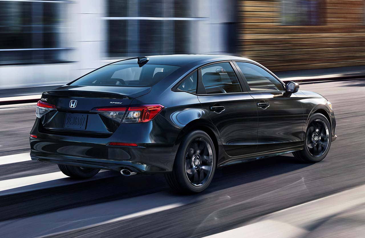 Nuevo Honda Civic 2022