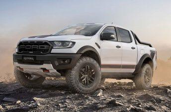 Cómo es la nueva Ford Ranger Raptor X