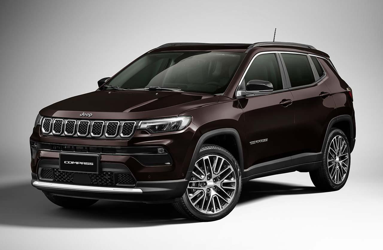 Nuevo Jeep Compass Limited 2022
