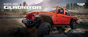 Nuevo Jeep Gladiator