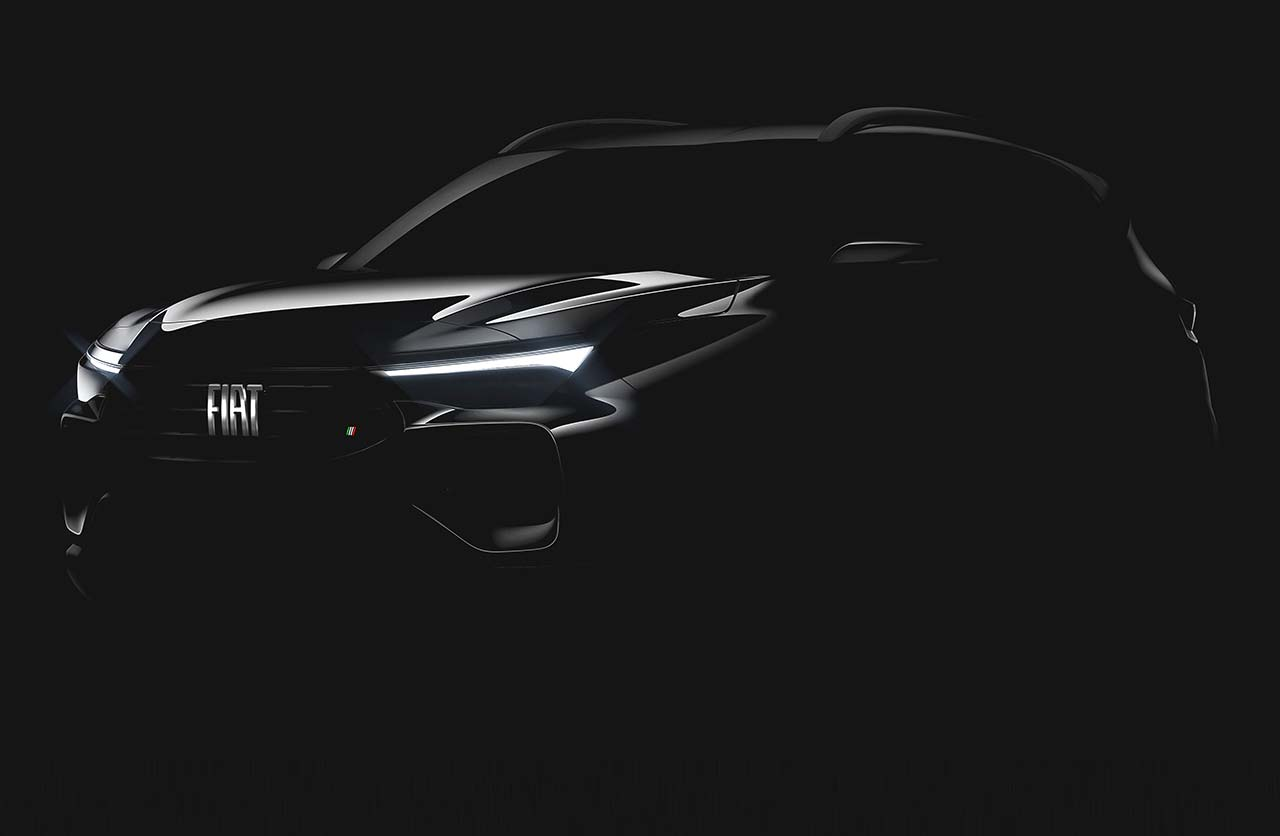 Anticipo oficial del nuevo SUV de Fiat
