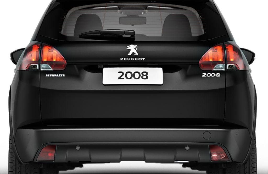 Peugeot 2008 Skywalker