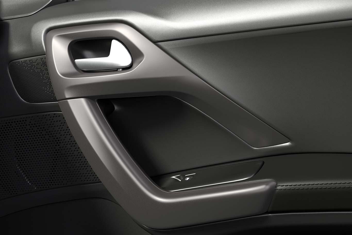 Interior Peugeot 2008 Skywalker