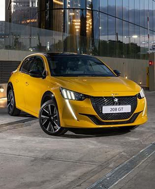 Peugeot lanzó los 208 GT y GT-Line en Argentina