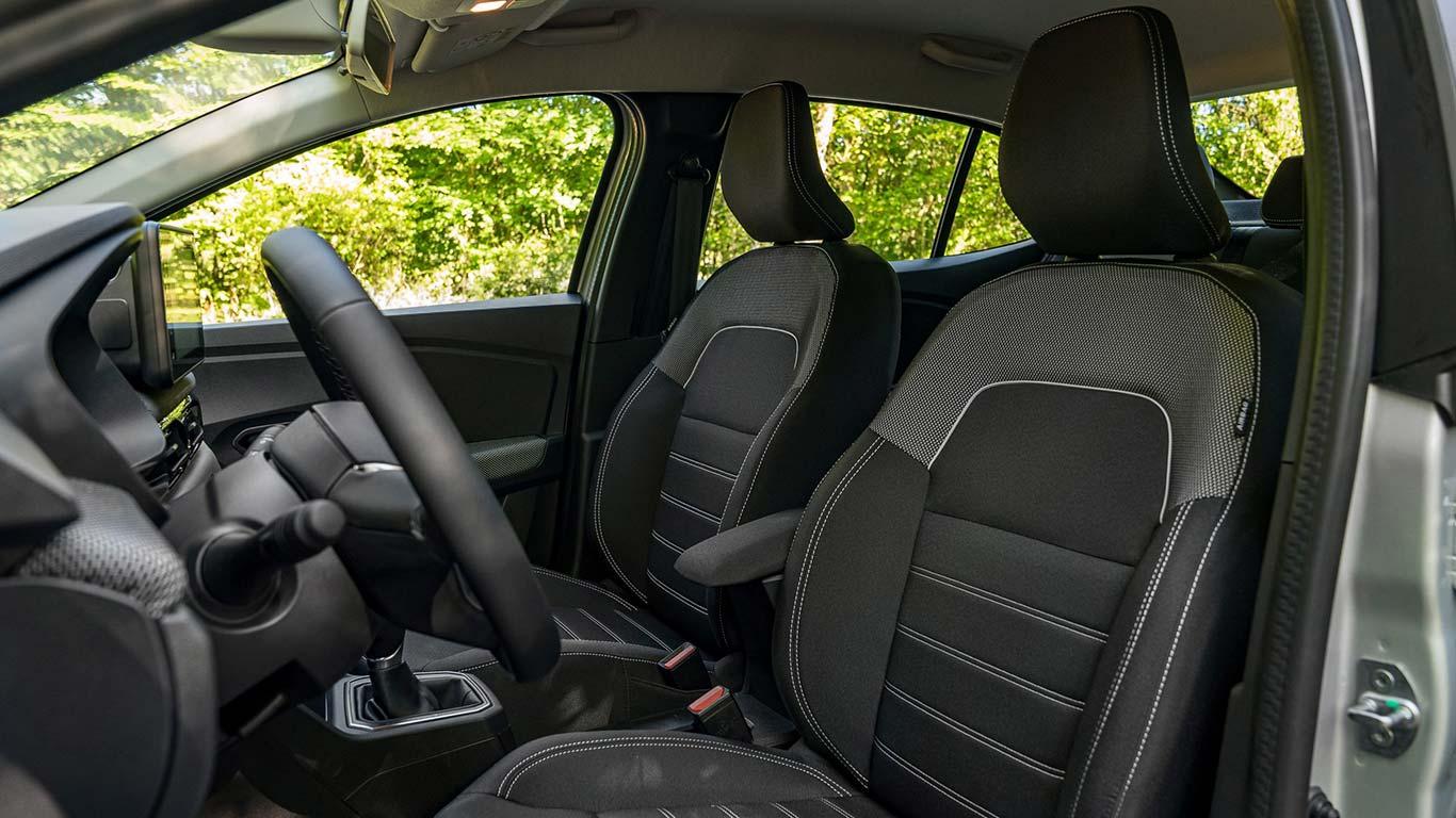Interior Renault Taliant