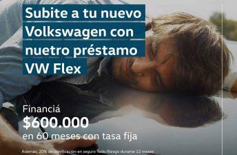 VW Flex: el nuevo sistema de préstamos