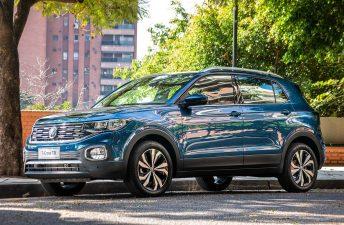 Volkswagen lanzó el T-Cross con motor turbo