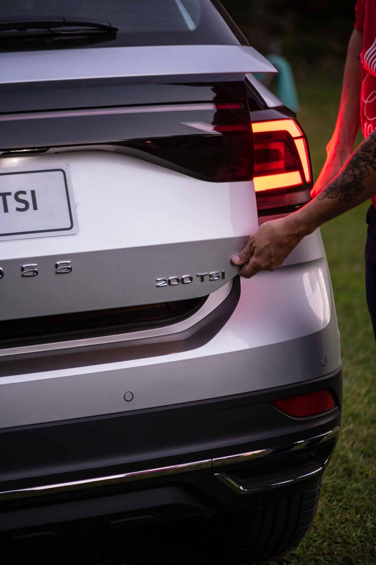 Volkswagen T-Cross TSI turbo