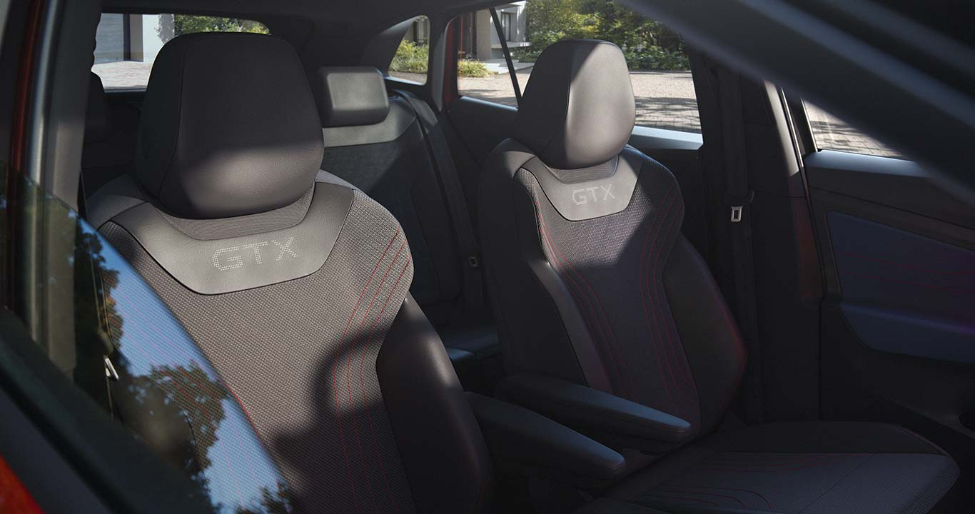 Butacas Volkswagen ID.4 GTX