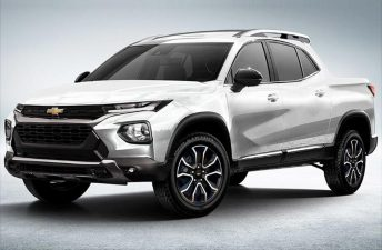 Chevrolet confirmó su futura pick up regional