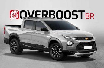 """Así podría ser la nueva Chevrolet """"Montana"""""""