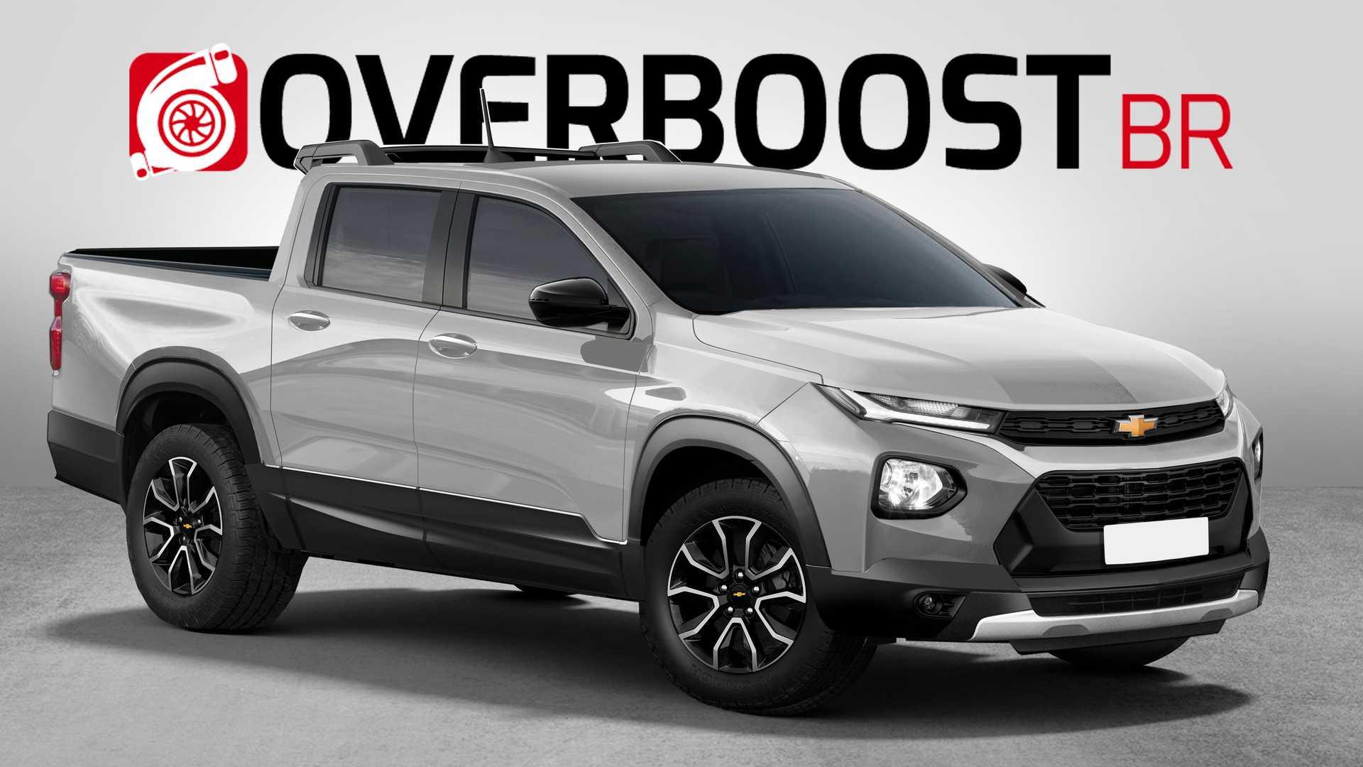 Nueva Chevrolet Montana render