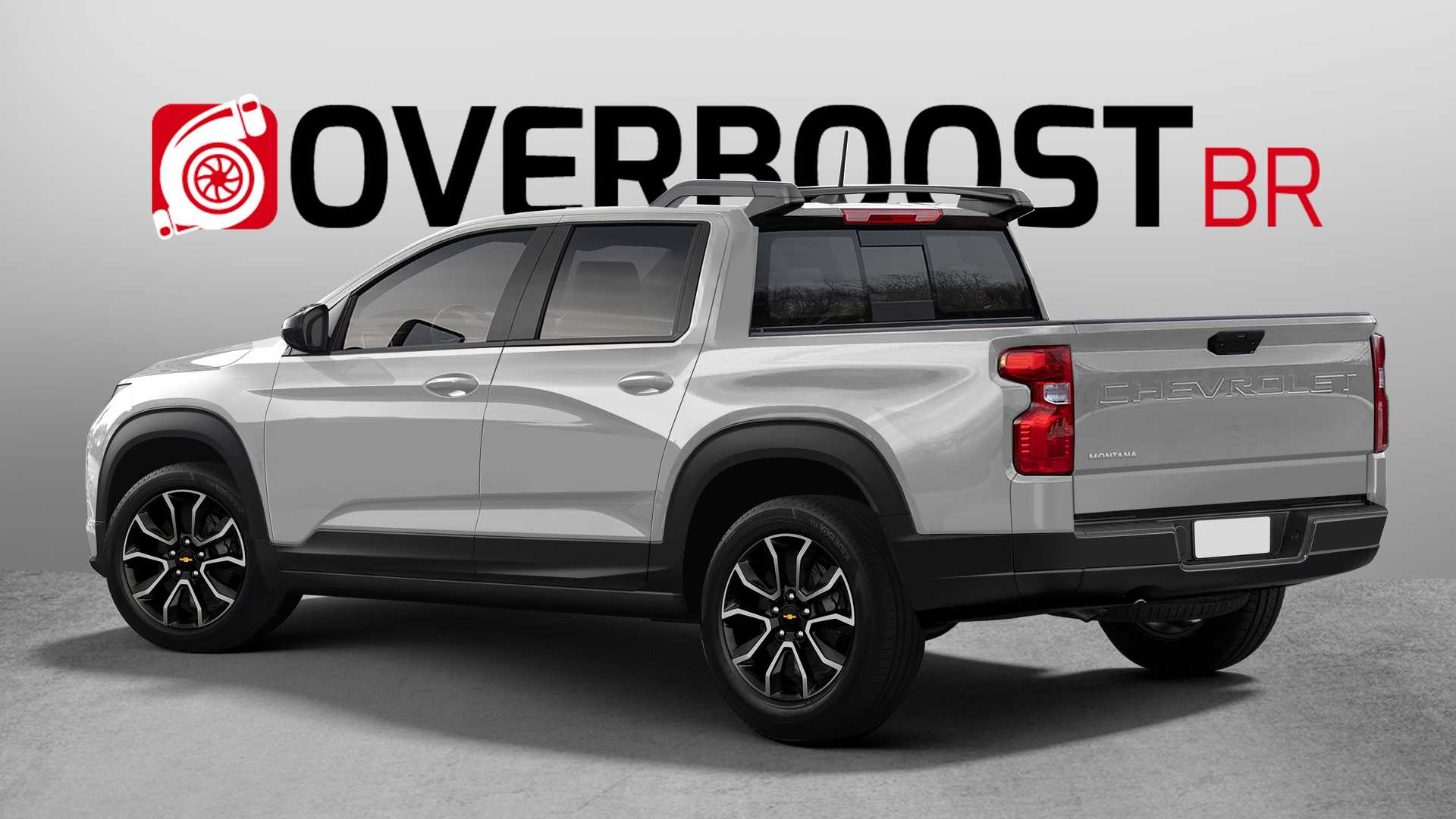 Chevrolet Montana 2023 render