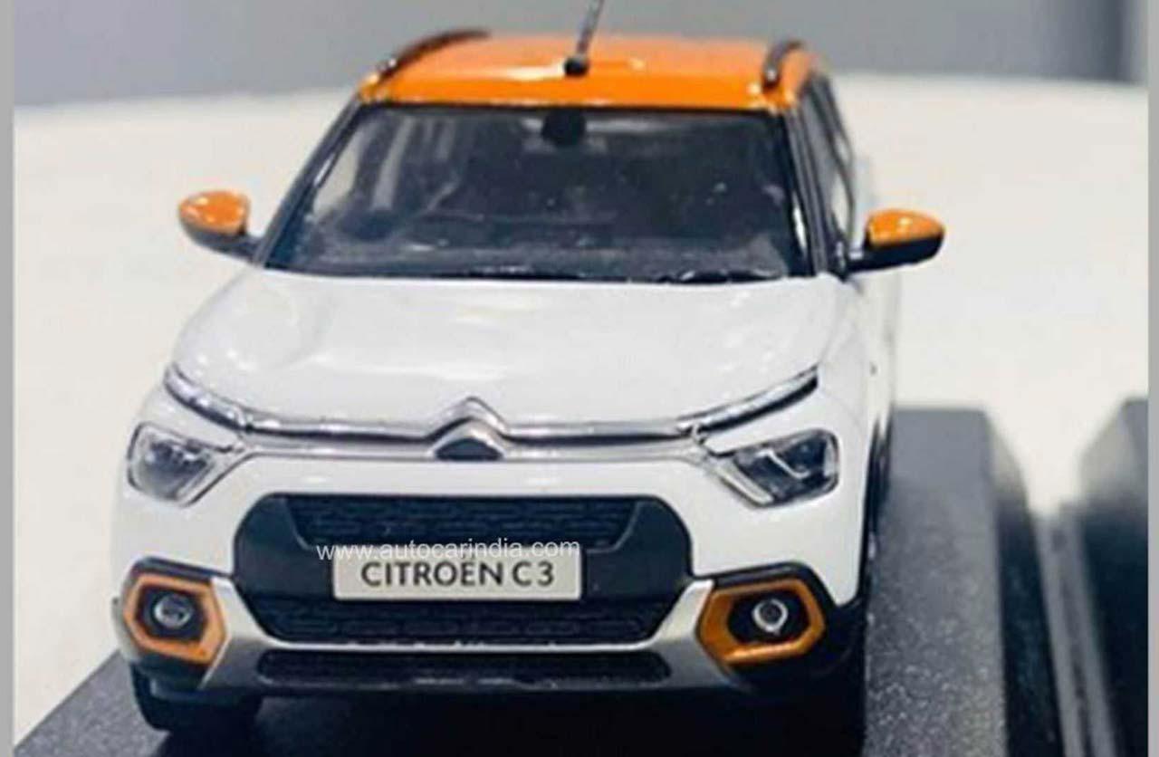 Así sería el futuro Citroën C3 regional