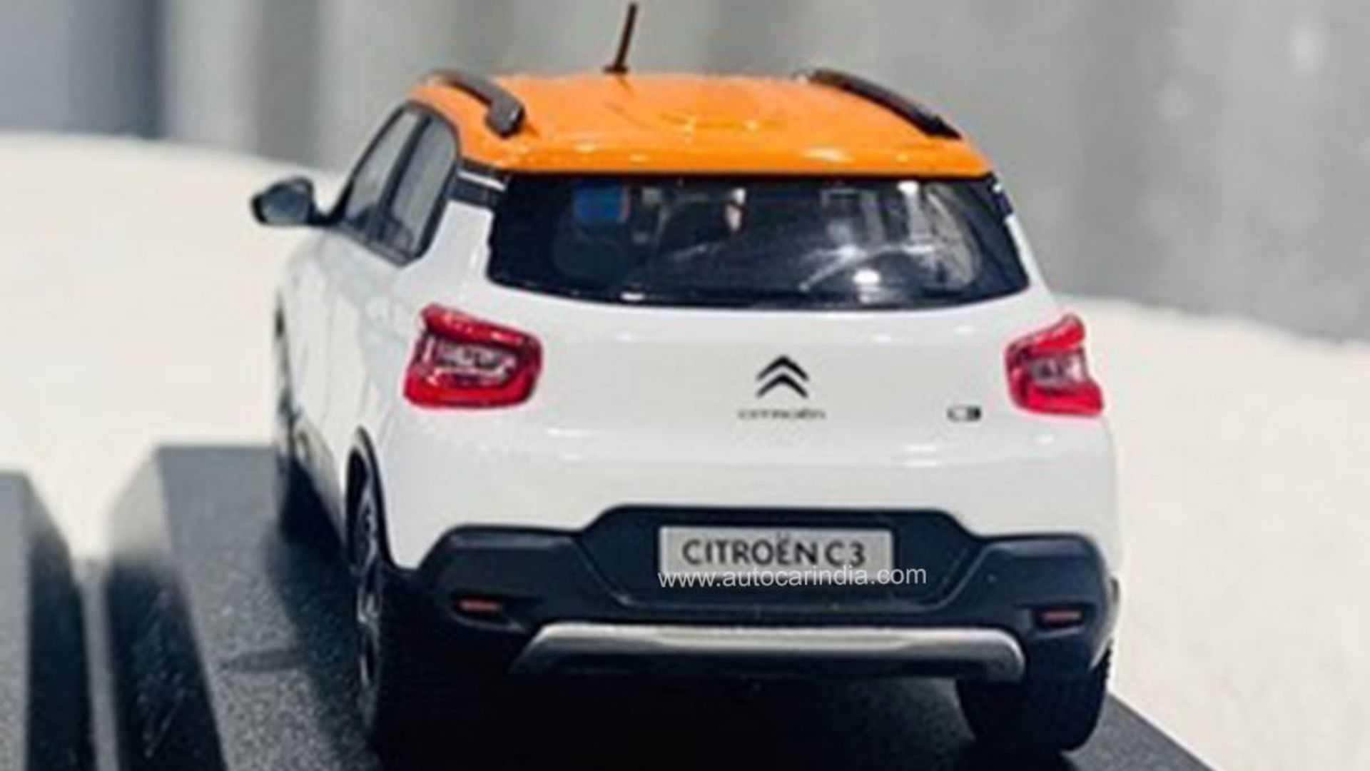 Nuevo Citroën C3 miniatura