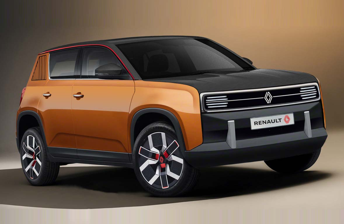 Una nueva era para el Renault 4
