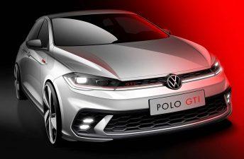 Se asoma el nuevo Volkswagen Polo GTI