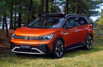 ID.6, el SUV eléctrico y con 7 asientos de Volkswagen