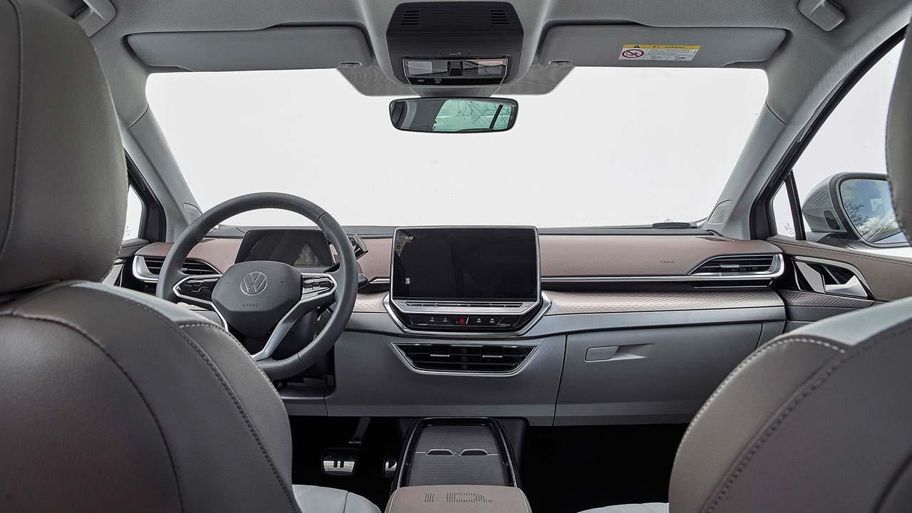 Interior Volkswagen ID.6