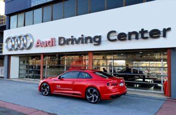 Audi Driving Center: aniversario y reapertura