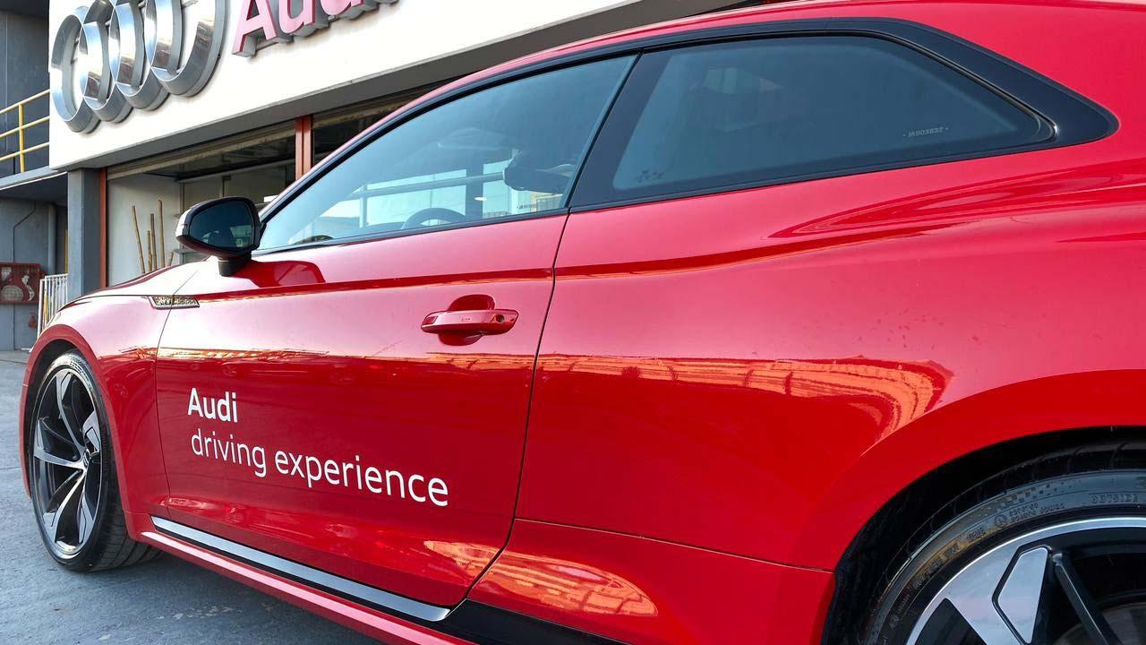 Audi Driving Center