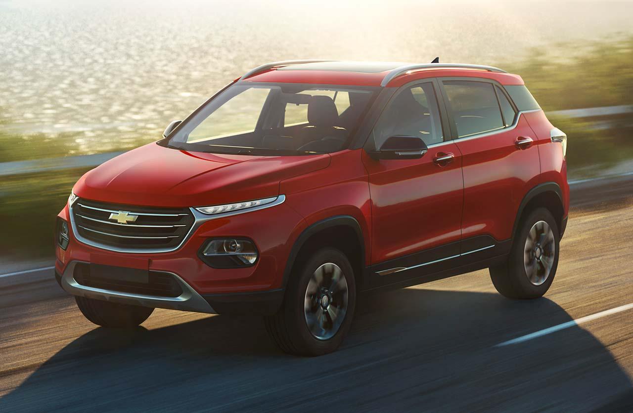 El Chevrolet Groove se expandirá en América