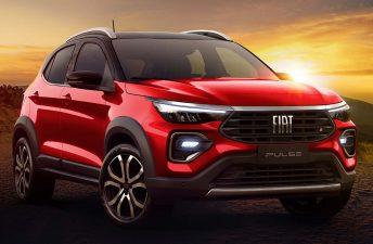 Fiat Pulse, el nombre del nuevo SUV regional