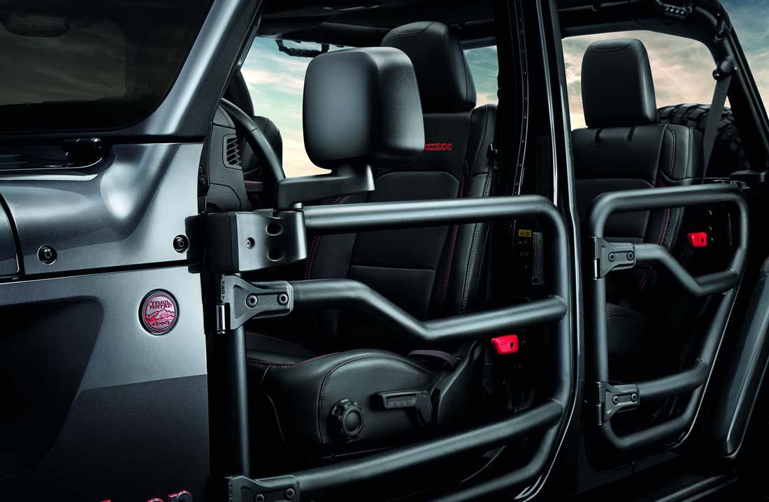 Accesorios Jeep Gladiator - puerta tubular