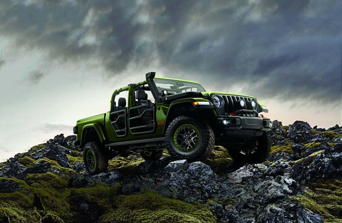 Accesorios Jeep Gladiator