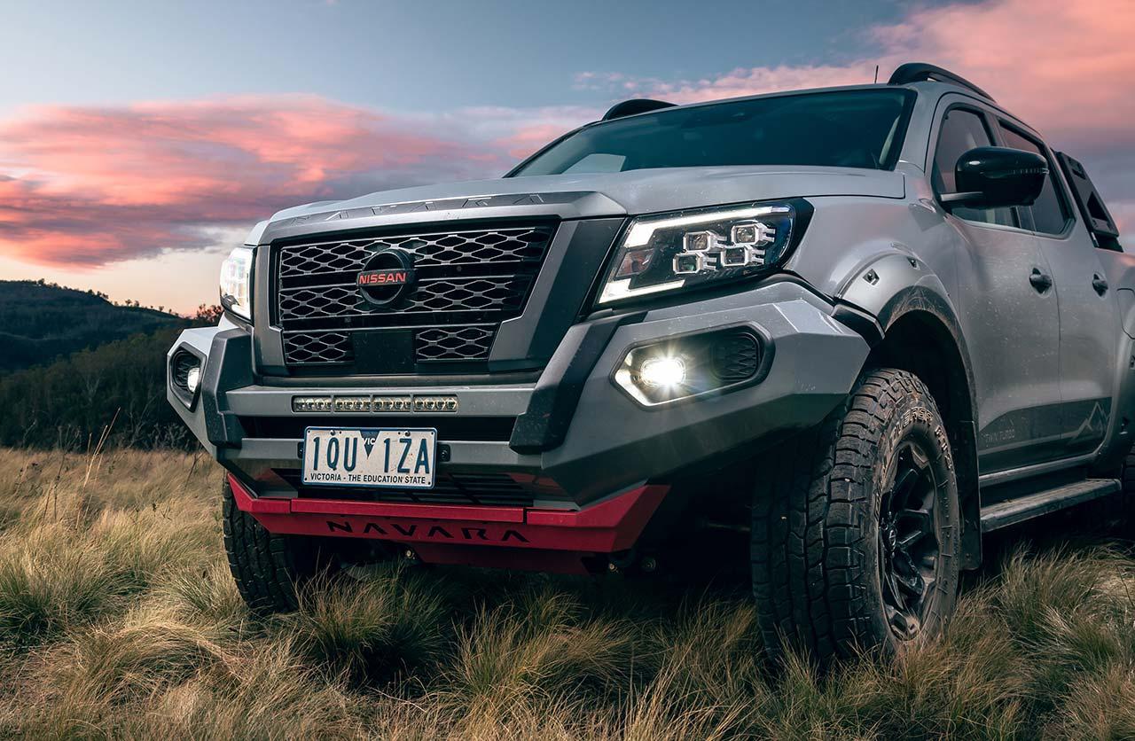 Nissan prepara la Frontier más todo terreno