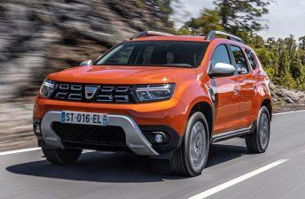 Renault actualizó la Duster