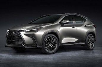 Nueva generación para el Lexus NX
