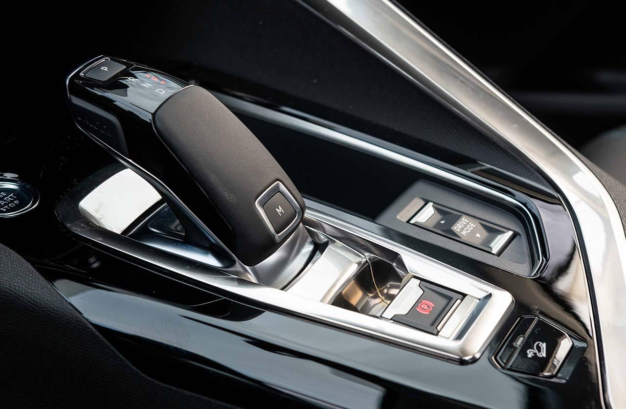Caja automática nuevo Peugeot 3008 y 5008