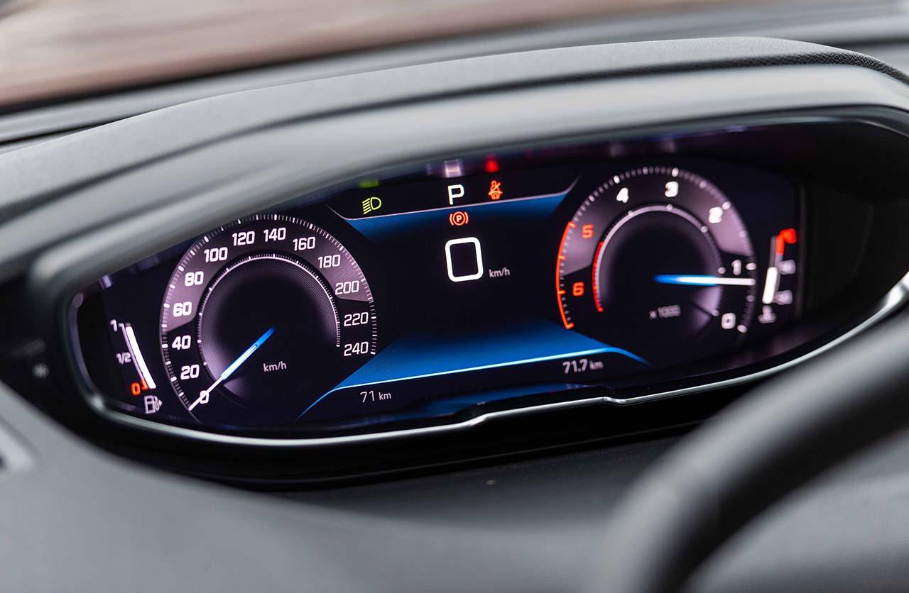 Tablero nuevo Peugeot 3008 y 5008
