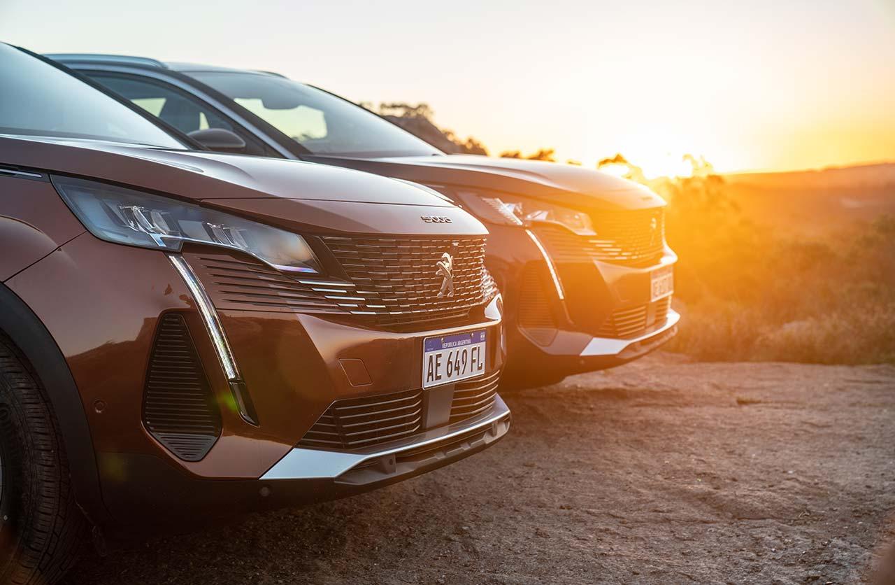 Nuevo Peugeot 3008 y 5008