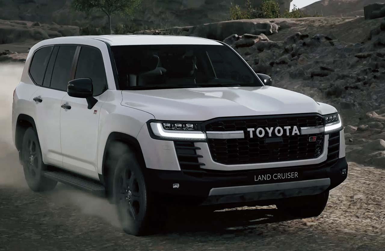 Nueva Toyota Land Cruiser GR 2022